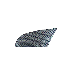 SCANIA SERIE R: Grille calandre sup gauche . Ref OEM: 1466034
