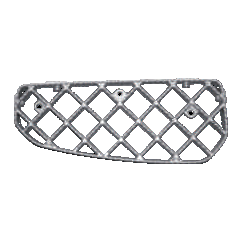 SCANIA SERIE R: Grille mp centrale g/d. Ref OEM: 1535032