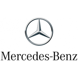 CEDES ACTROS MP4: Entourage phare gauche inferieur gris. Ref OEM: 9608803905